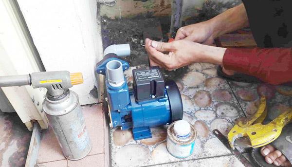 công ty sửa chữa máy bơm