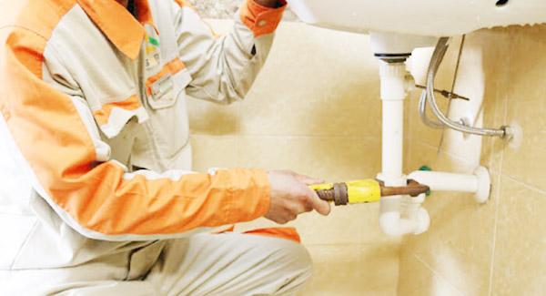sửa đường ống thoát nước tại nhà
