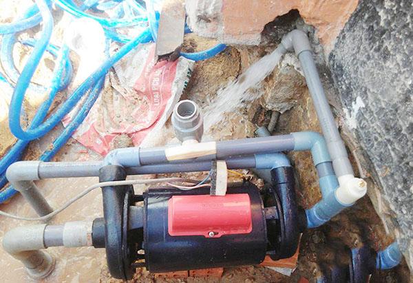 sửa máy bơm tại TPHCM