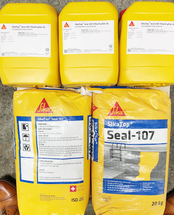 vữa Sikatop Seal 107