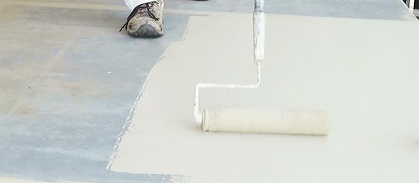 xử lý thấm dột sàn nhà