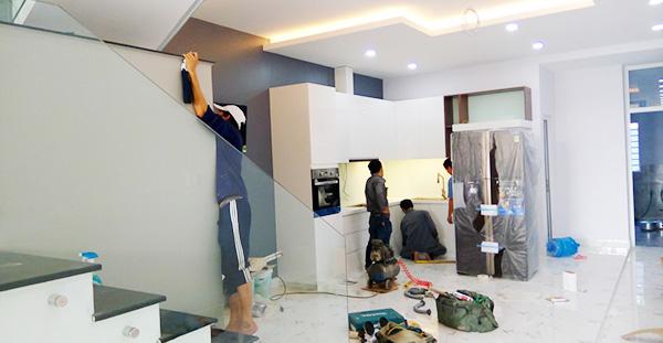 công ty sơn nhà