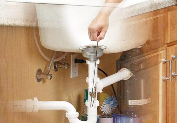 công ty thông tắc ống dẫn nước tại TPHCM