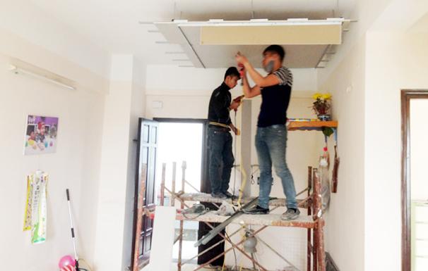 cải tạo nâng cấp nhà ở