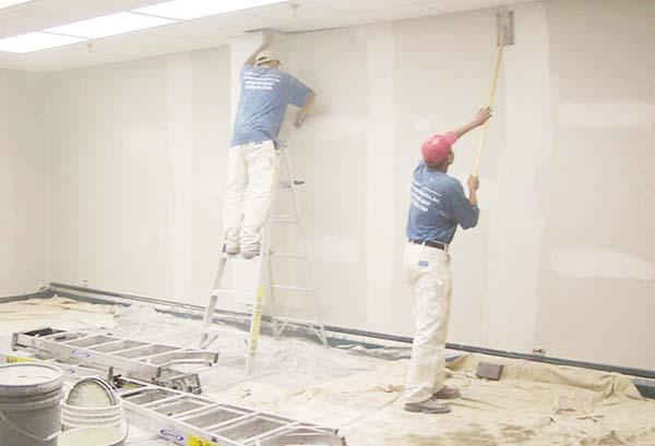 sơn tường nhà giá rẻ