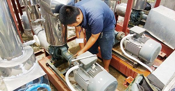 sửa chữa máy bơm uy tín chuyên nghiệp
