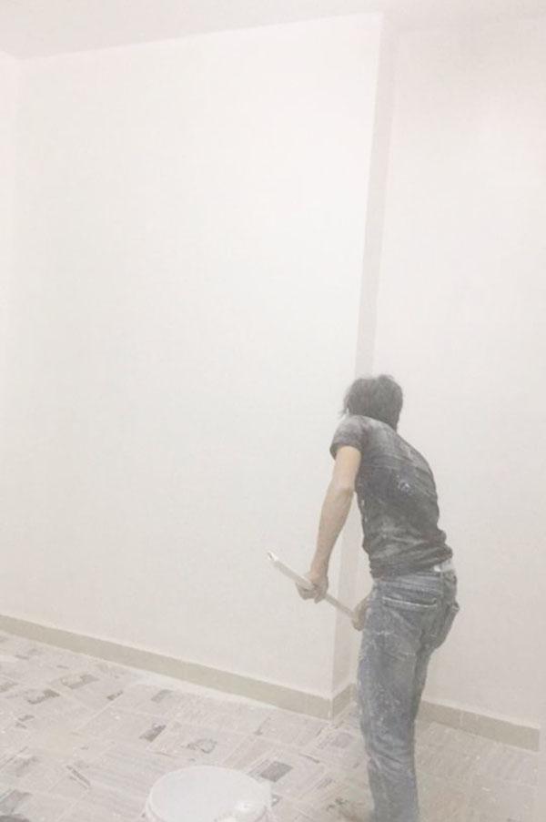 thợ sơn nhà tại tphcm