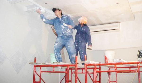 chuyên chống thấm dột trần nhà tphcm
