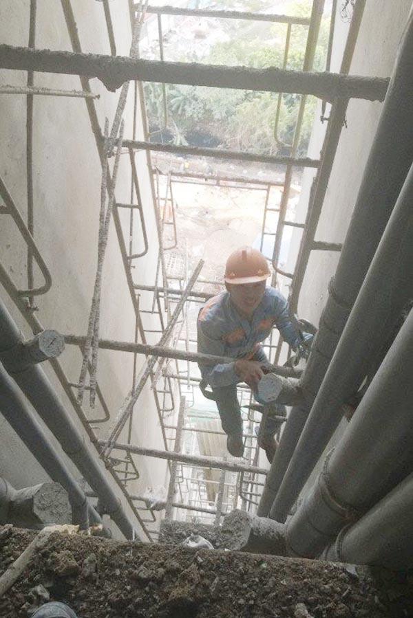 thi công nhà đường Quang Trung Gò Vấp